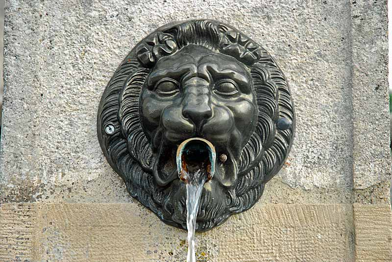 Fontaine d'Auberive